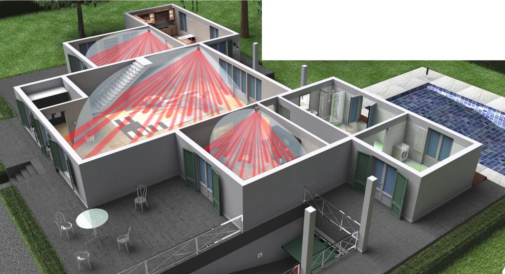 Tecnoalarm sistemi di allarme in sardegna oristano terralba - Sistemi per riscaldare casa ...